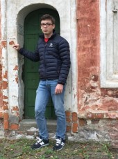 Kirill, 24, Russia, Moscow