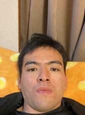 ケンスケ, 23, Japan, Tokyo