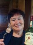 Tsyvunina Valenti, 65  , Kortkeros