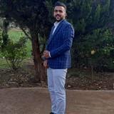 Ali, 22  , Damascus