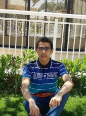Mohamed, 18, Egypt, Cairo