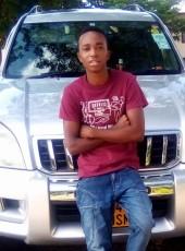 Colman Jr , 19, Tanzania, Dodoma
