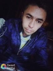 Aldo Hernandez, 25, Mexico, Tulancingo