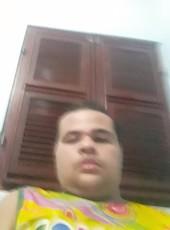Romário , 18, Brazil, Fortaleza