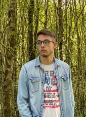 Hugo, 20, France, Vertou