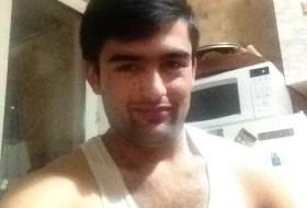 Khurshed, 27 - Только Я