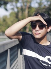 Boss, 21, Thailand, San Kamphaeng