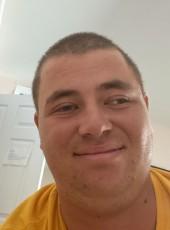 John Scott Senz, 20, United States of America, Pleasant Hill
