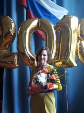 Elena, 47, Russia, Shadrinsk
