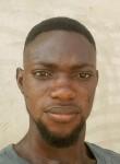 Norbert Kekeli, 27  , Accra