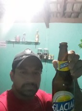 Roberto Santana, 27, Brazil, Brasilia