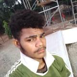 Adrian abraham , 18  , Port Moresby