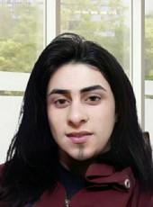 Salman, 18, Iraq, Tikrit