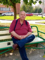 Mikhail, 67, Russia, Moscow