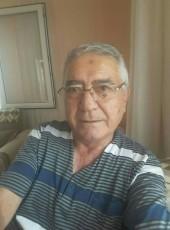 Hasan, 70, Turkey, Erdemli