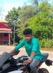 Rajaneesh M, 18, Gangolli