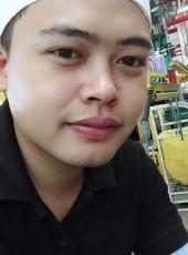 Atom, 29, Thailand, Phan Thong