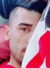 Hasan Huseyin, 19, Turkey, Antalya