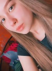 Nastya, 18, Russia, Novosibirsk