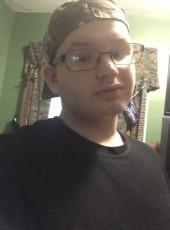 Cole, 18, United States of America, Washington D.C.