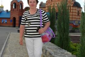 Tatyana, 75 - Just Me