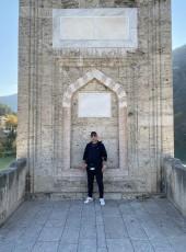 Ahmed, 22, Bosnia and Herzegovina, Sarajevo
