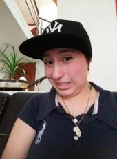 Shai, 18, Mexico, Alvaro Obregon (Mexico City)