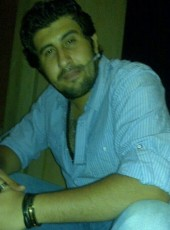 krounz, 35, Palestine, Al Birah