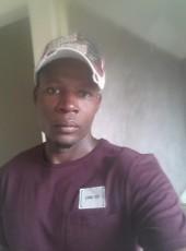 prosper, 35, Botswana, Gaborone