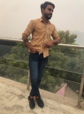 Narry Yadav, 22, India, New Delhi