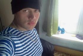 Roman, 28 - Just Me