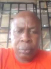Paul  P.  Kerkpe, 47, Liberia, Monrovia