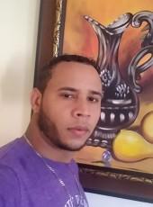 Miguel Angel, 30, Dominican Republic, Santo Domingo