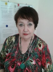 Lyudmila, 71, Ukraine, Kostyantynivka (Donetsk)