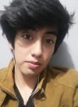 Javier , 18  , Guatemala City
