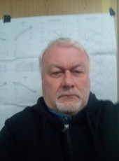 János Corvin, 50, Hungary, Budapest