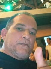 Edson Bentes, 46, Brazil, Belem (Para)
