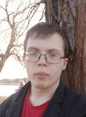 Valeriy, 21, Belarus, Krychaw
