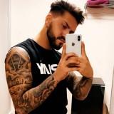 Malik, 22  , Bietigheim-Bissingen