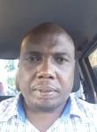 Allan Morau, 47, Dar es Salaam