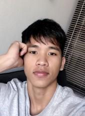 Krit, 19, Thailand, Maha Sarakham