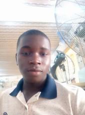 Matthew, 21, Nigeria, Lagos