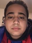 El Ghali Faik, 21  , Centreville