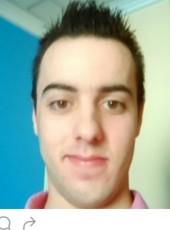 Daniel, 21, Spain, Madrid