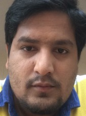 nandu, 32, India, Hyderabad