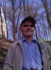 Vladimir Gerkulov, 72, Russia, Moscow