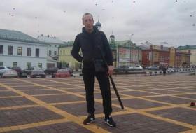 Mikhail Kazakov, 29 - Just Me