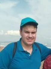 José Antonio, 19, Spain, Burjassot
