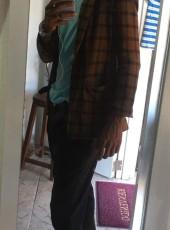 Moreno, 24, Dominican Republic, Boca Chica