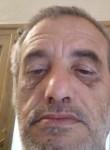 fabrizio, 57  , Campana